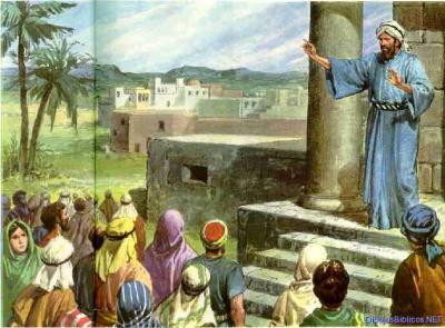 Resultado de imagen de profeta jeremias y el templo de jerusalen