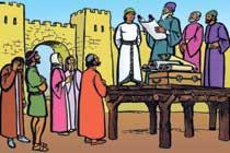 LIBROS DE ESDRAS Y NEHEMÍAS (I Parte)