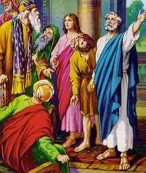 LIBRO HECHOS DE LOS APOSTOLES,  III